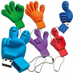 USB KLJUČ 8GB SMILE HANDS